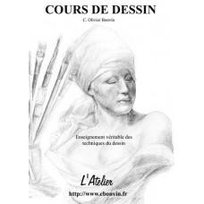 Brochure cours de dessin (version imprimée papier)